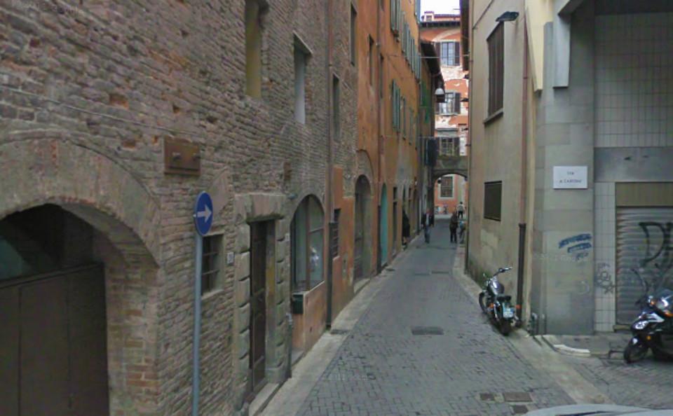 Via dell'Occhio Pisa