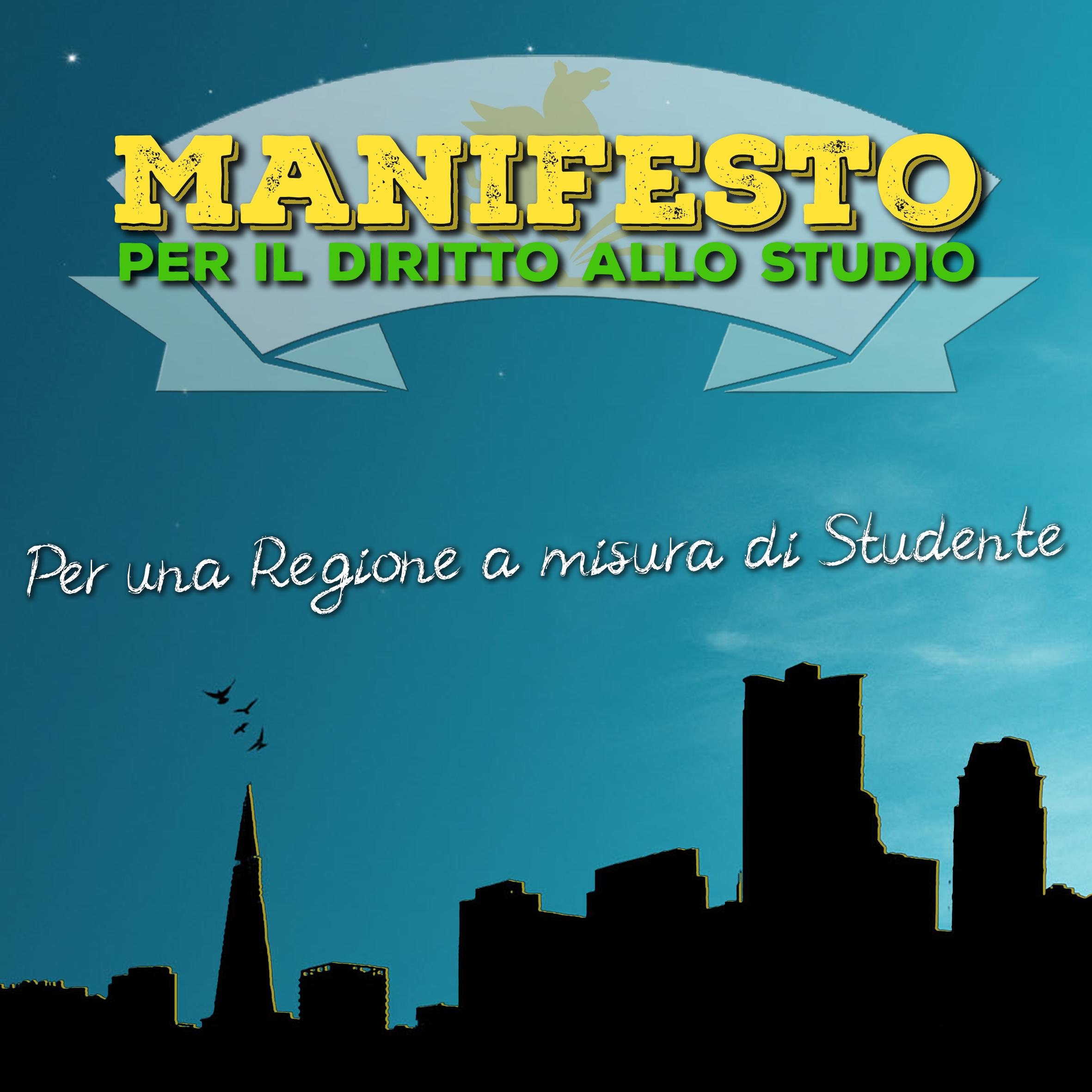 manifesto dsu